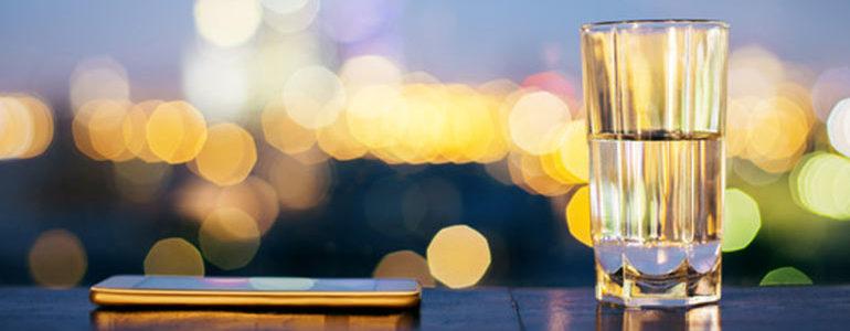 sharing IoT Security Glass Half Full