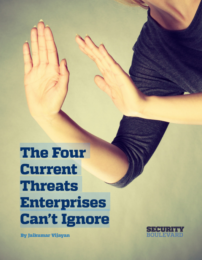 The Four Current Threats Enterprises Can't Ignore