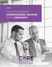 How to Identify Compromised Devices with Certainty