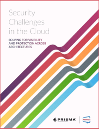 Security Challenges in the Cloud: Solving for Visibility and Protection Across Architectures