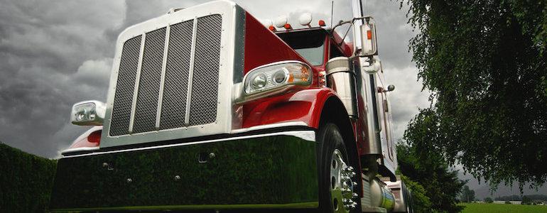 supply chain IoT edge trucking