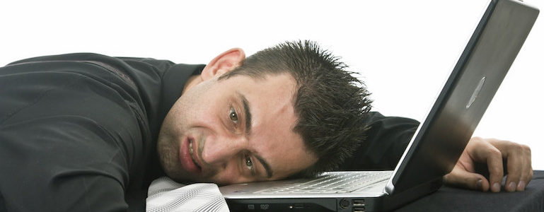 cyber stress mistakes