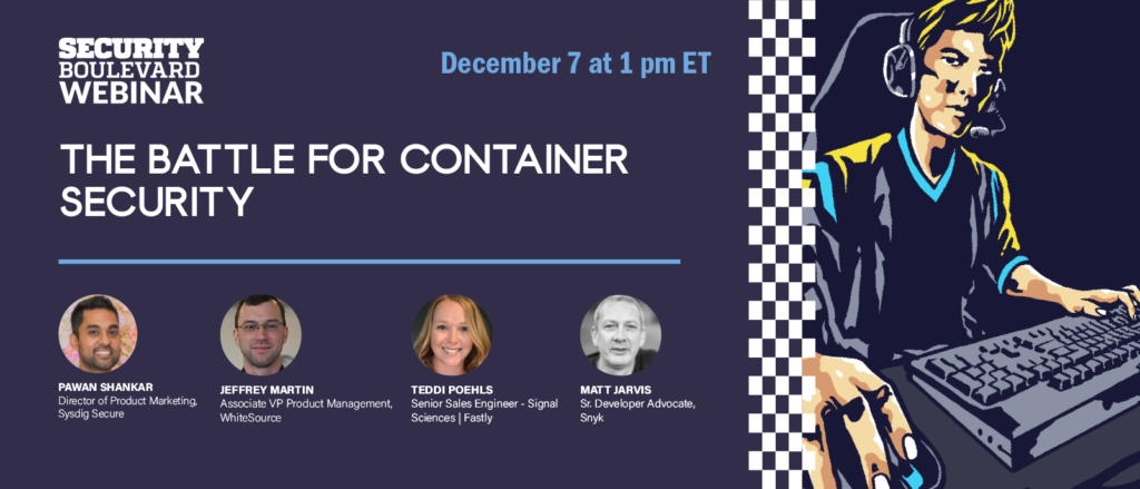 The Battle for Container Security