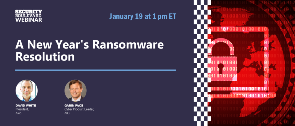 A New Year's Ransomware Resolution