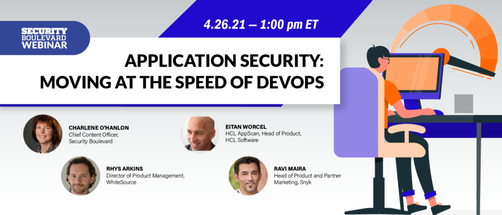 Application Security: Moving at the Speed of DevOps