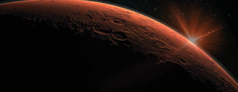cybersecurity Mars