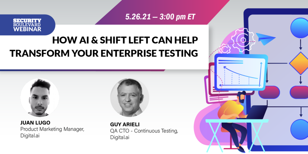 How AI & Shift Left Can Help Transform Your Enterprise Testing