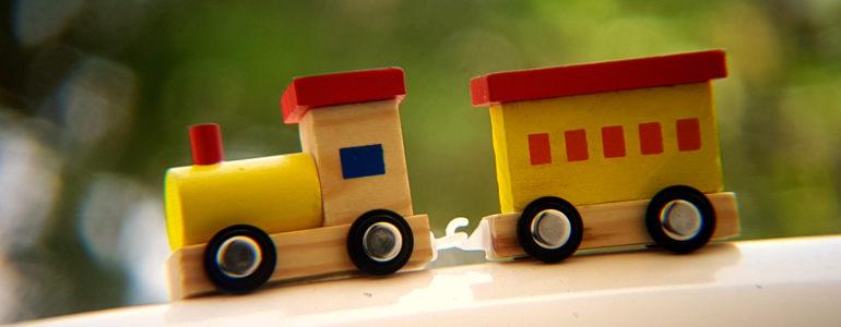 phishing Toy train