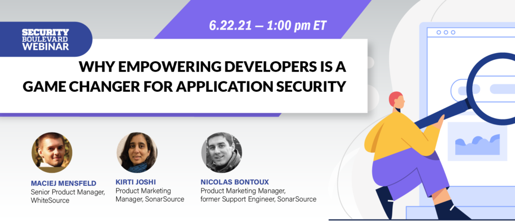Why Empowering Developers Is a Game Changer for Application Security