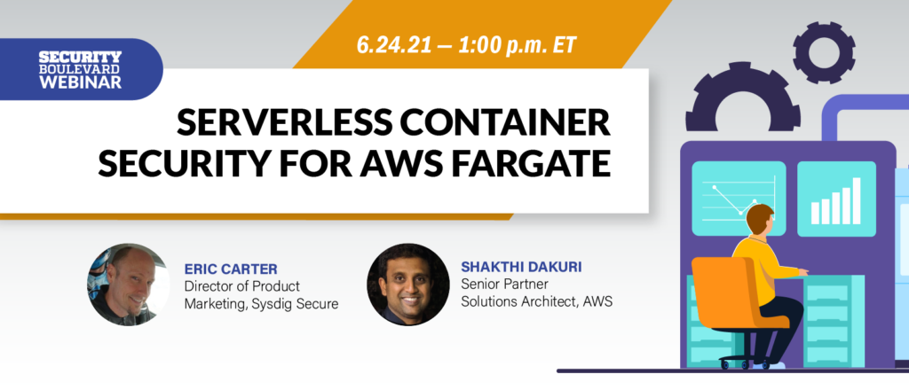 Serverless Container Security for AWS Fargate