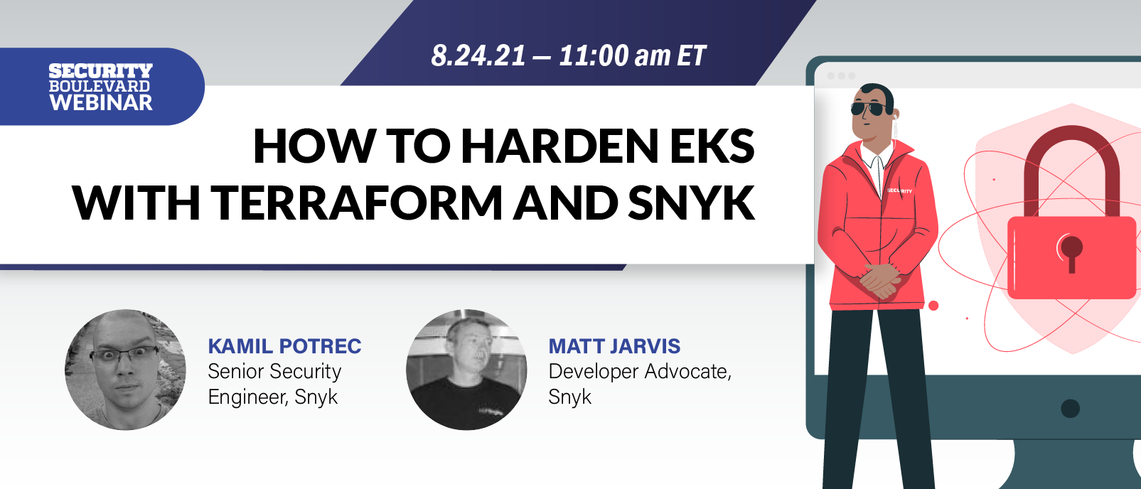 How to Harden EKS With Terraform and Snyk