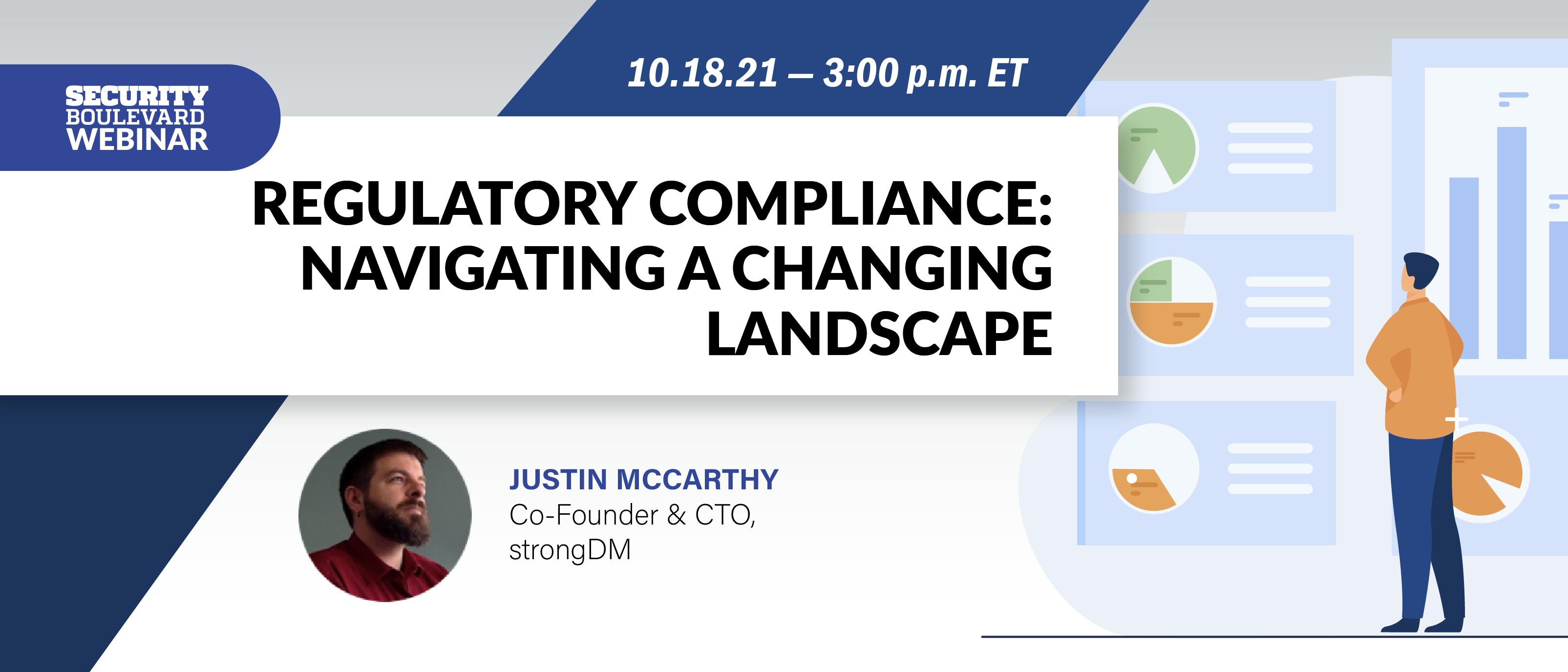 Regulatory Compliance: Navigating a Changing Landscape