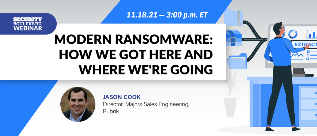 Modern Ransomware: How We Got Here and Where We're Going